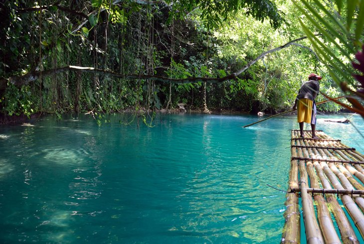 Blue Lagoon Jamaica Port Antonio Jamtown Jamaica Tours